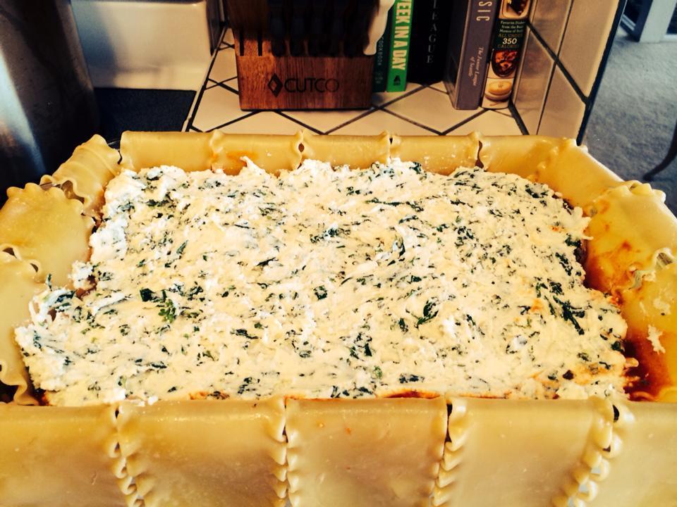 Lasagna with Eggplant 4