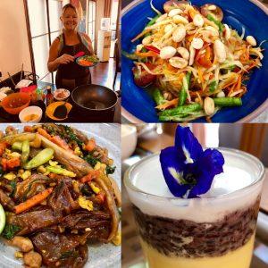Papaya Salad or Som Tam